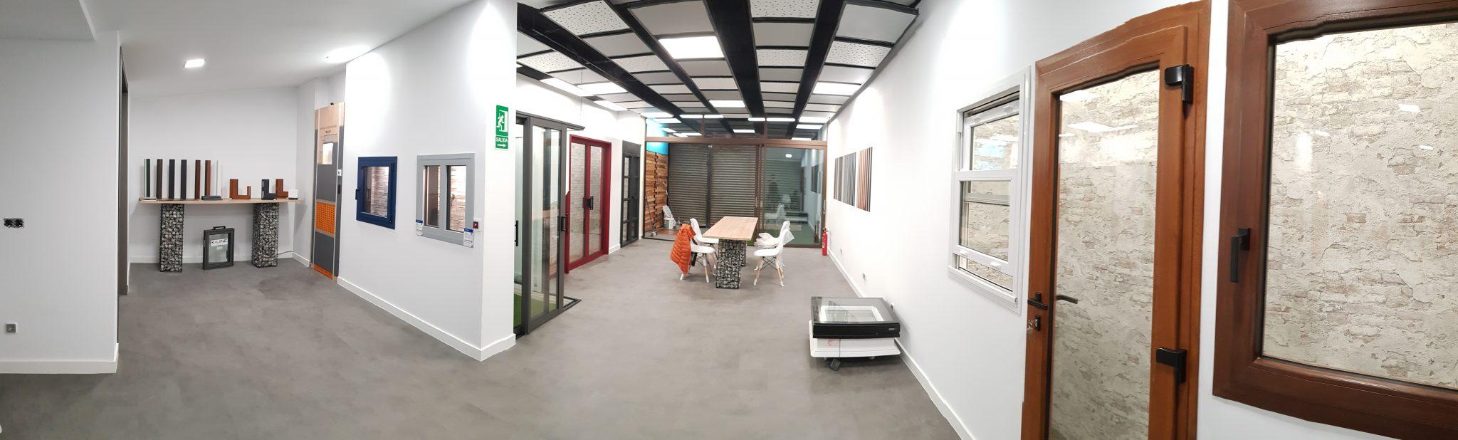 soluciones ventanas PVC