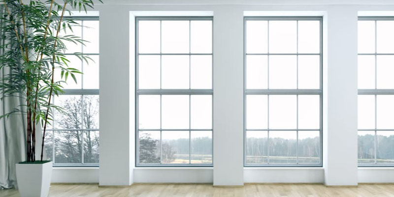 ventanales PVC