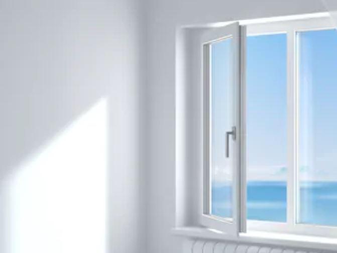PVC ventanillas